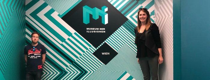 Museum der Illusionen is one of Lugares favoritos de M.