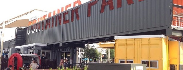 Downtown Container Park is one of Las Vegas, NV.