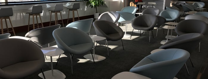Air France-KLM Lounge is one of MES AÉROPORTS.