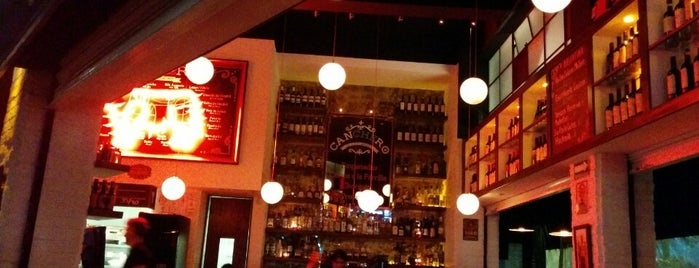Canchero is one of Condesa Casual.