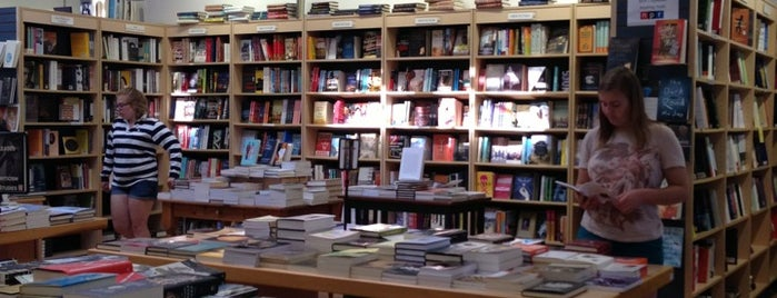 Labyrinth Books is one of Princeton.