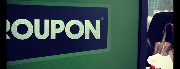 Groupon España is one of Publicidad y RR. PP..