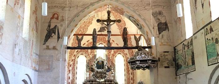 Dorfkirche Neuburg is one of Oostzeekust 🇩🇪.