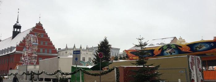 Weihnachtsmarkt Greifswald is one of Weihnachtsmärkte 2.