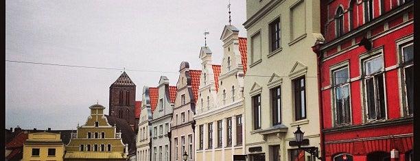 Historische Altstadt Wismar is one of Wismar🇩🇪.