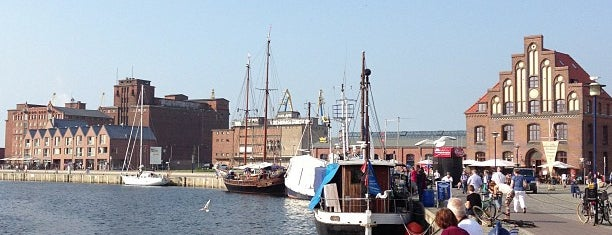 Hafen Wismar is one of Posti che sono piaciuti a Hideo.