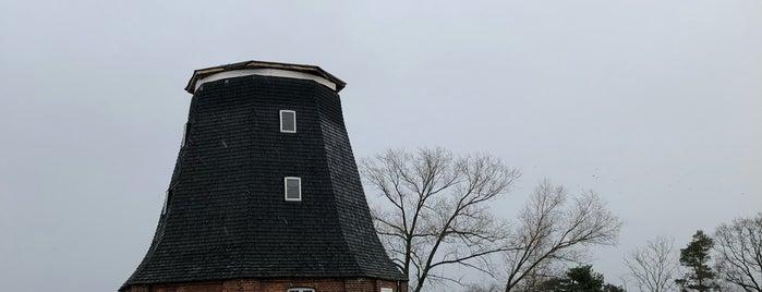 Windmühle Stove is one of Oostzeekust 🇩🇪.