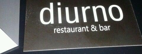Diurno Restaurant & Bar is one of Cafeterias con encanto Madrid.