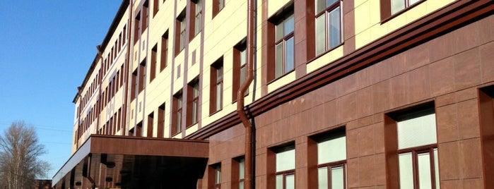 Перинатальный центр СПбГПМУ is one of Locais curtidos por Suzanna.