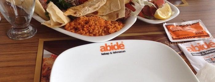 Abide Kebap & Etli Ekmek is one of Ahmetさんのお気に入りスポット.