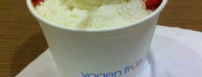 Yogen Früz is one of Favorite Food.
