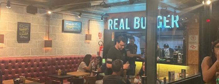 Real Burger is one of Dani'nin Beğendiği Mekanlar.