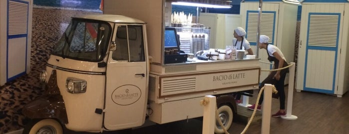 Bacio di Latte is one of Bray To Do.