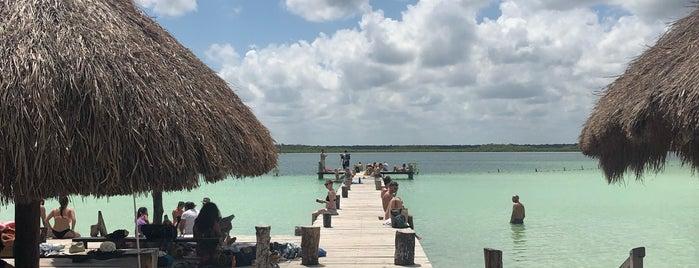 Laguna Kaan Luum is one of Meksika.