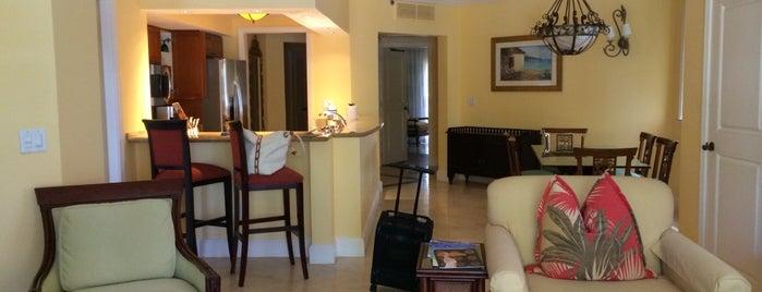 The Ritz-Carlton Destination Club, St. Thomas is one of Lugares favoritos de Cynthia.