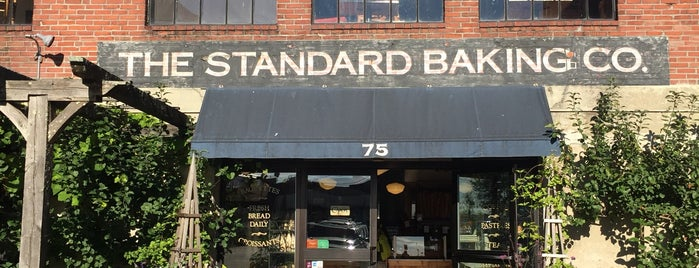 The Standard Baking Co. is one of Cynthia'nın Beğendiği Mekanlar.