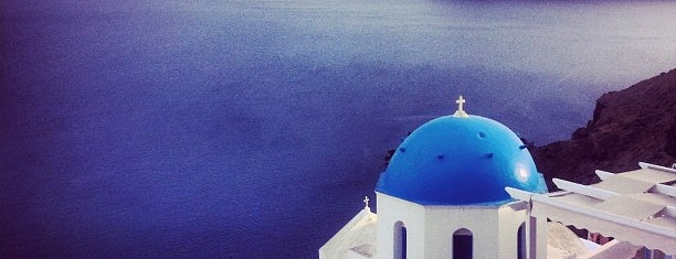 Santorini is one of World Heritage Sites List.
