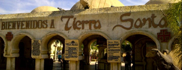 Tierra Santa is one of Buenos Aires.