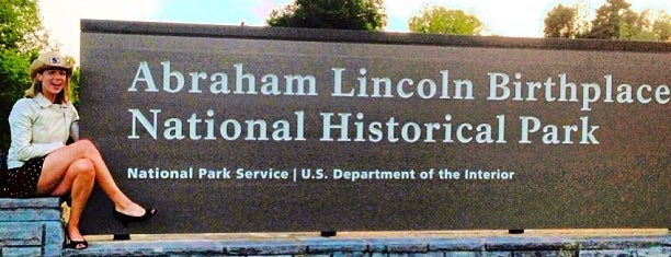 Abraham Lincoln Birthplace National Historical Park is one of 101 Places to Take Your Family in the U.S..