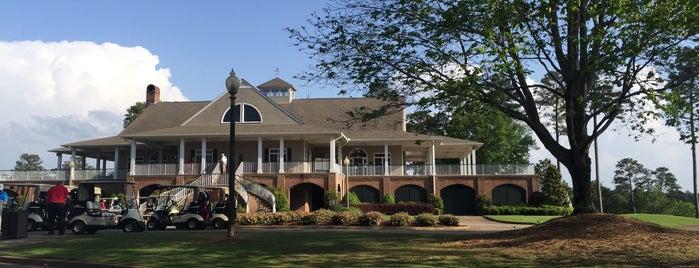 Robert Trent Jones Golf Trail at Grand National is one of สถานที่ที่ Daron ถูกใจ.