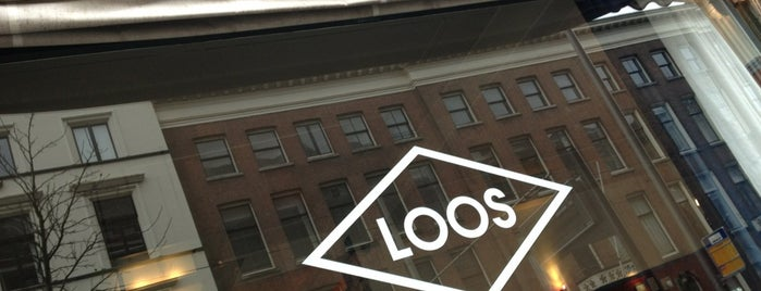 Loos is one of Eat see do in Rotterdam.