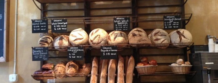 Le Pain Quotidien is one of • taste of Belgium in the Big Apple.