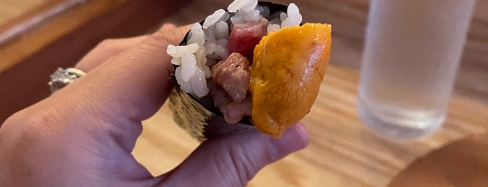 Omakase Room by Maaser is one of Manhattan To-Do's (Between Delancey & 14th Street).