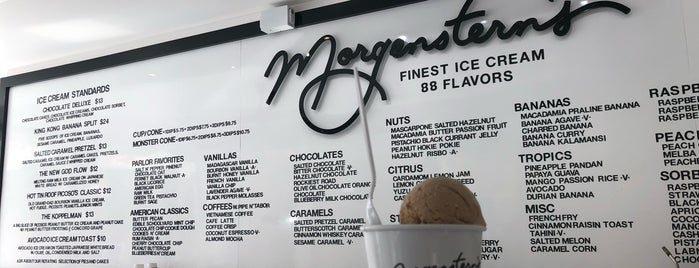 Morgenstern's Finest Ice Cream is one of Showtime's THE CIRCUS.