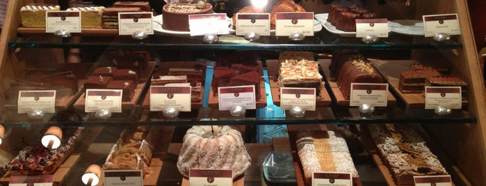 L.A. Burdick Chocolate is one of Pastry/Tea/Coffee.