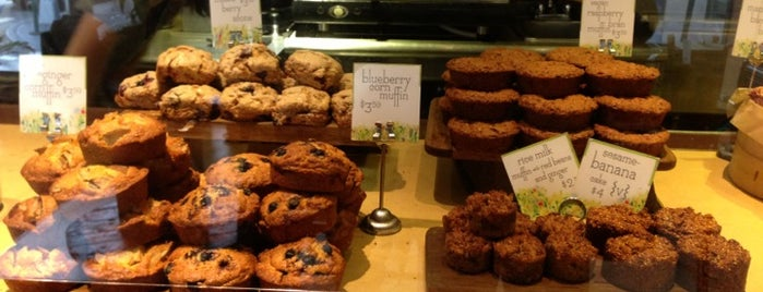 Birdbath Neighborhood Green Bakery is one of Tempat yang Disimpan Lina.