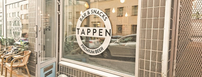 Tappen Bar is one of Sallaさんの保存済みスポット.