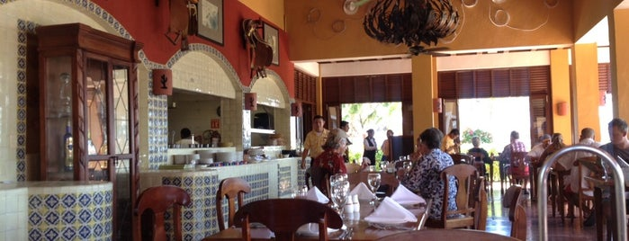 El Patio Restaurant is one of Tulum.