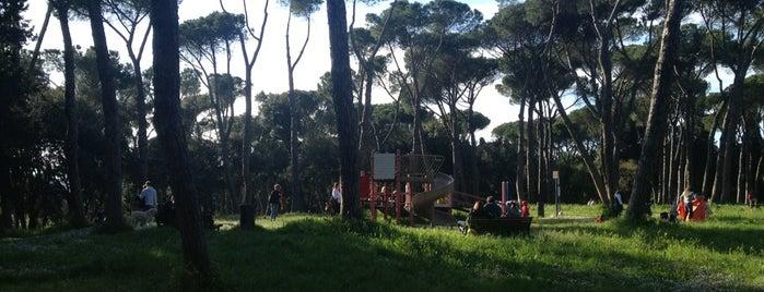 Villa Glori is one of Rome / Roma.