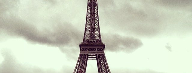 Tour Eiffel is one of The Summer of 2014.