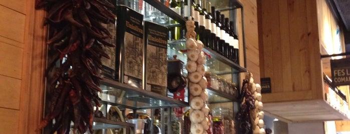 La Macchina is one of Barcelona.