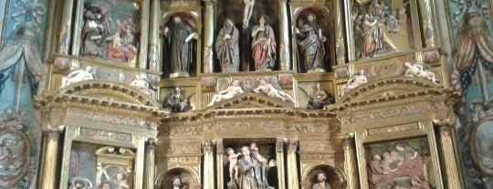 Iglesia De Sta Maria De Los Reyes is one of La Rioja.