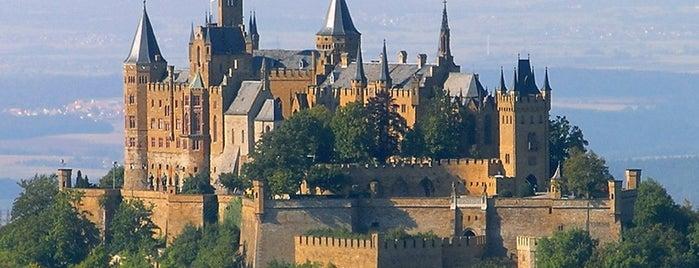 Château de Hohenzollern is one of 100 обекта - Германия.