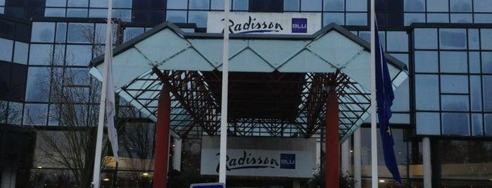 Radisson Blu Hotel, Paris Charles de Gaulle Airport is one of Radisson Blu Hotels.