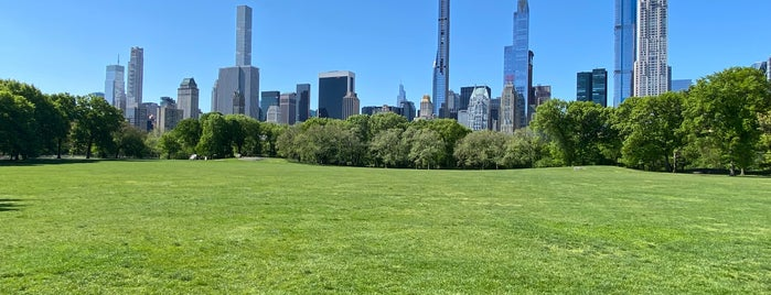 Central Park West & 8th Avenue Bike Path & Greenway (Midtown) is one of New York City.