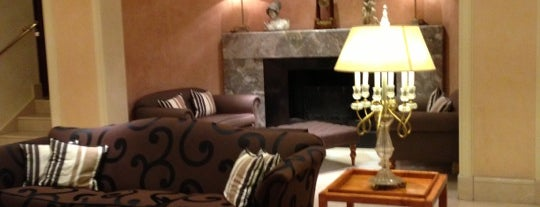Rome Marriott Grand Hotel Flora is one of Bons plans Rome.