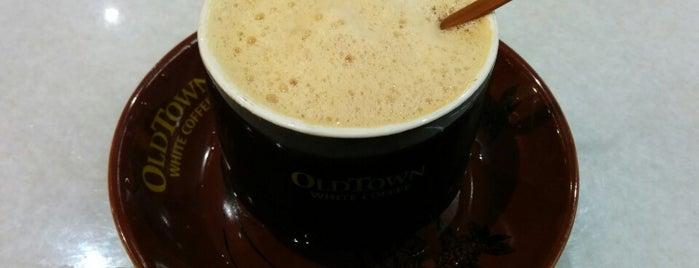 OldTown White Coffee is one of Orte, die Lisa gefallen.