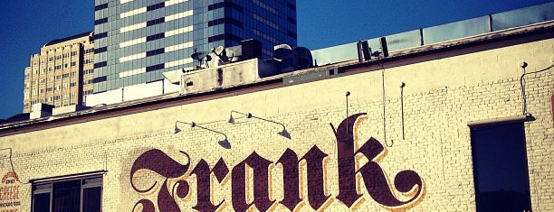 Frank Restaurant is one of ATX Favs.