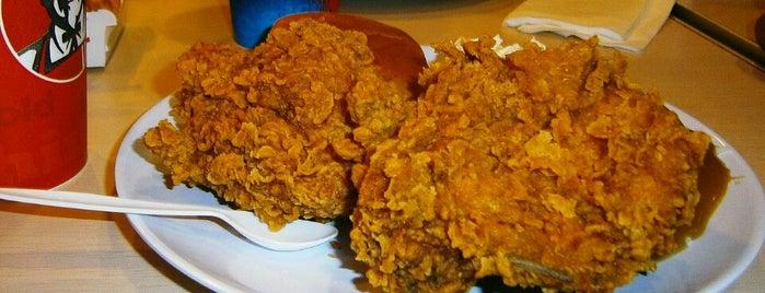 KFC is one of Jordanさんのお気に入りスポット.