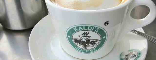 Kaldi's Coffee House is one of St. Louis.