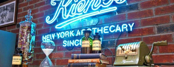 Kiehl's is one of New York City Racked 38.