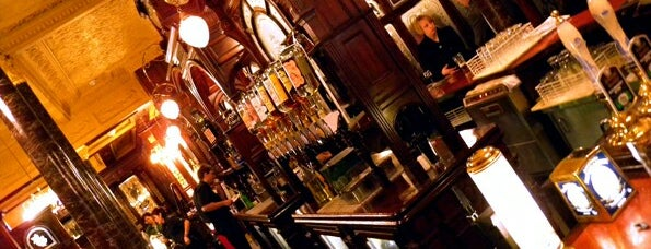 Ye Olde Mitre is one of London's great locations - Peter's Fav's.