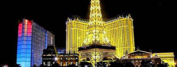 Eiffel Tower is one of Vegas Favorites by a Local.