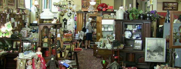 Reeves Antiques is one of houston.