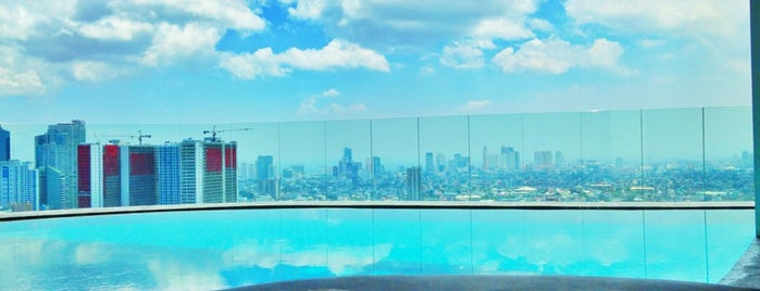 The Gramercy Sundeck is one of Makati City.