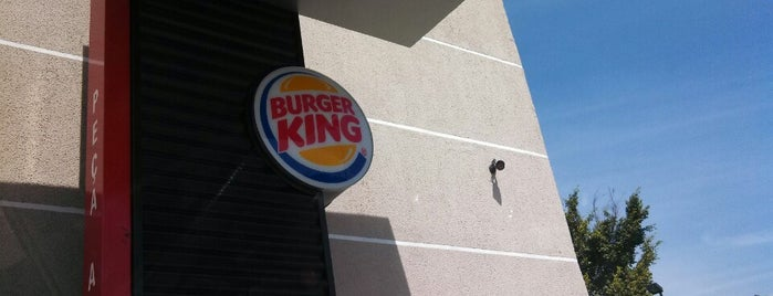 Burger King is one of Cledson #timbetalab SDVさんの保存済みスポット.